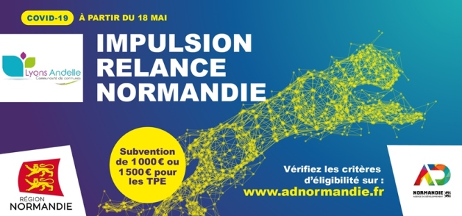 Impulsion Relance Normandie