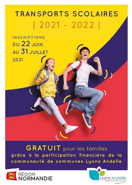 Transports Scolaires 2021-2022